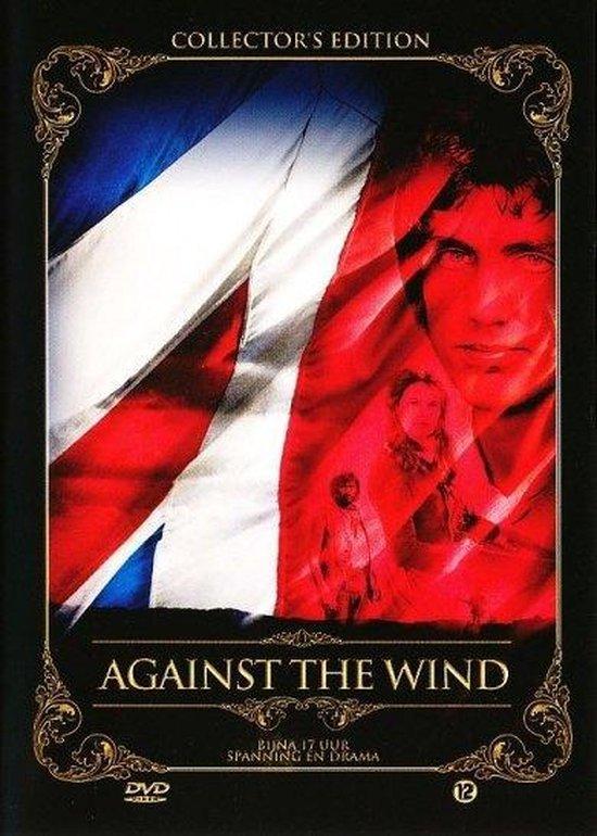 Cover van de film 'Against The Wind'