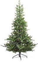 Kunstkerstboom Kingston PE Green Hinged Tree 150cm