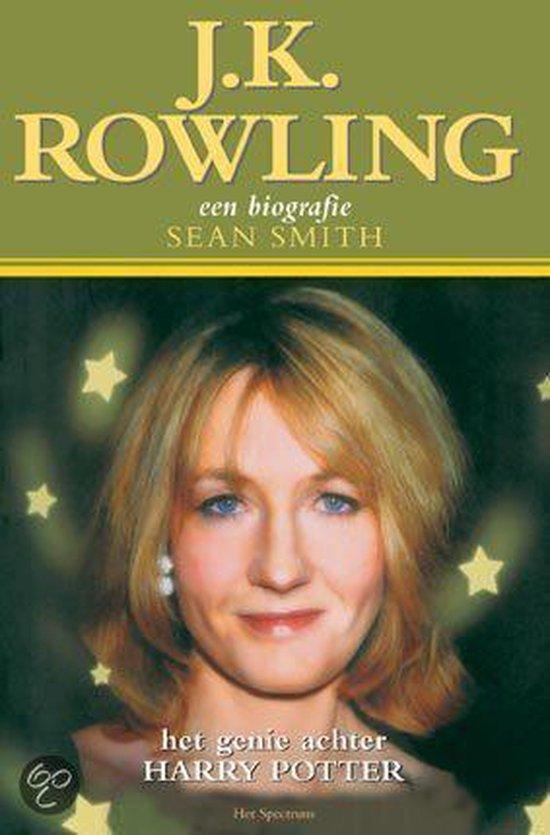 Cover van het boek 'J.K. Rowling'