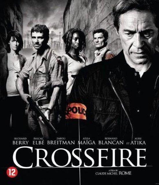 Cover van de film 'Crossfire'