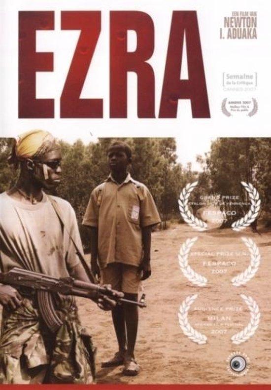Cover van de film 'Ezra'