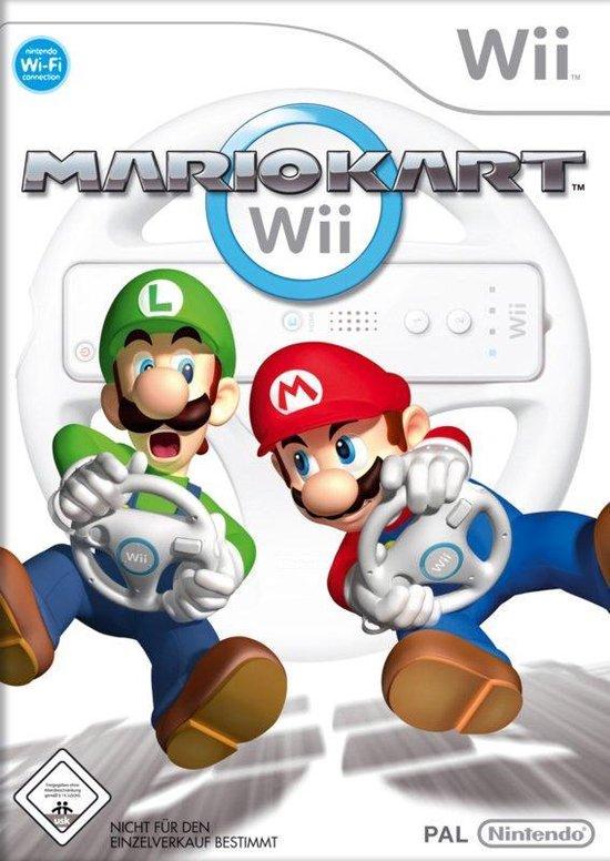 Nintendo Wii – Mario Kart