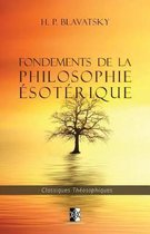 Fondements de la Philosophie sot rique