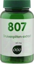 AOV 807 Druivenpitten extract - 60 vegacaps - Kruiden - Voedingssupplementen