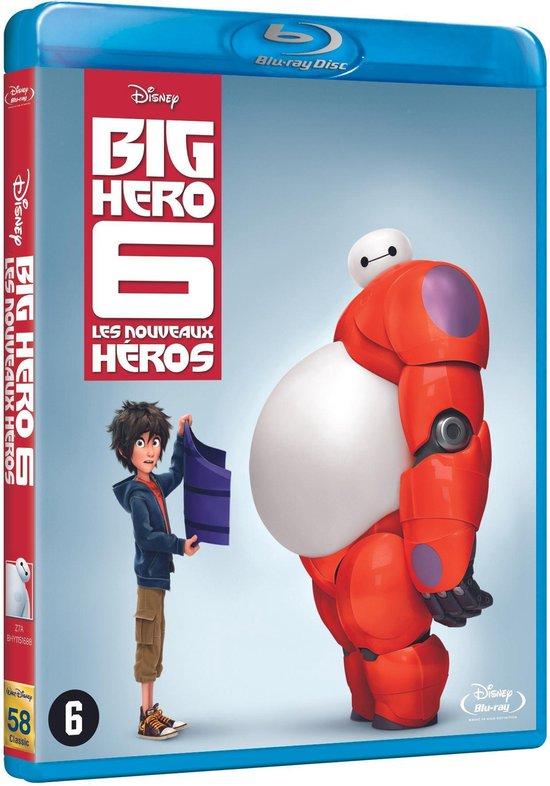 Big Hero 6 (Blu-ray) - Animation