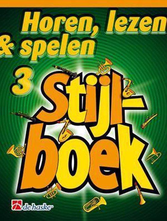 Horen, lezen & spelen - stijlboek 3 voor Hoorn (F) - Divers |