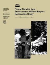 Forest Service Law Enforcement Officer Report