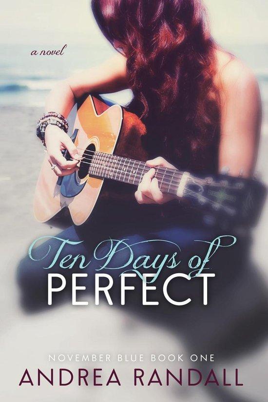 Omslag van Ten Days of Perfect