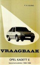 Opel kadett e benzine 1984-1986