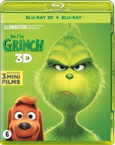 The Grinch (3D Blu-ray)
