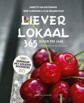 Boek cover Liever lokaal. 365 dagen per jaar van Annette van Ruitenburg
