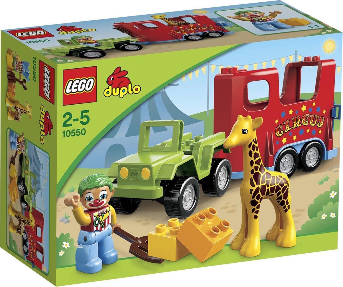 LEGO Duplo Ville Circustransport - 10550
