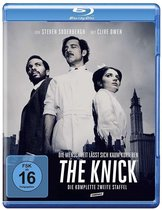 The Knick Season 2 (Blu-ray)