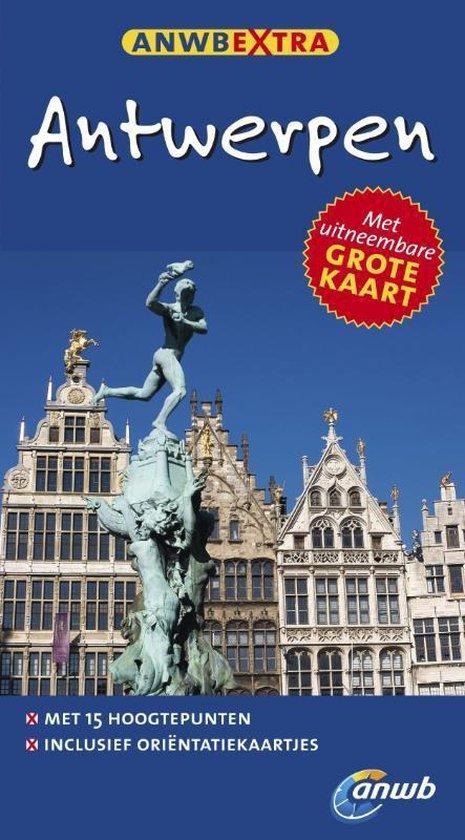 ANWB Extra Antwerpen - Angela Heetvelt pdf epub