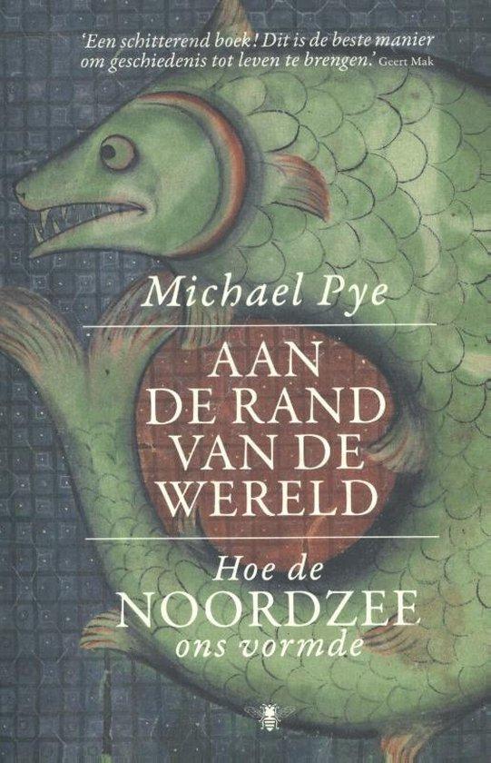 Boek cover Aan de rand van de wereld van Michael Pye