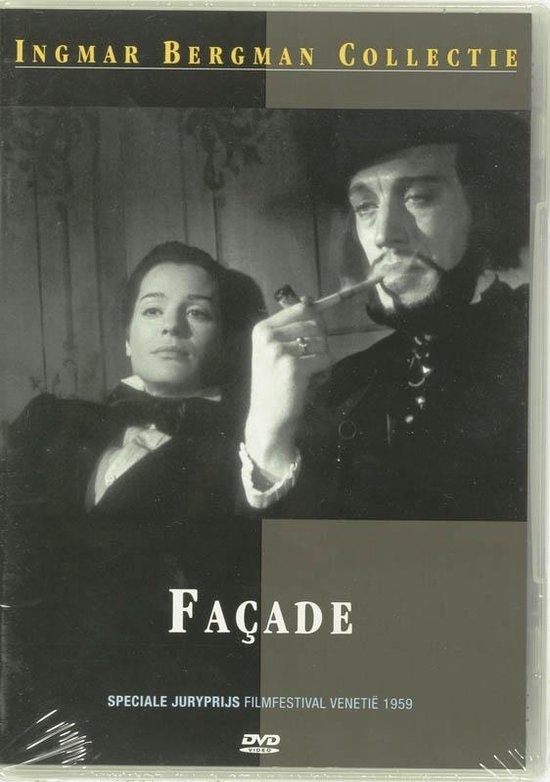 Cover van de film 'Facade'