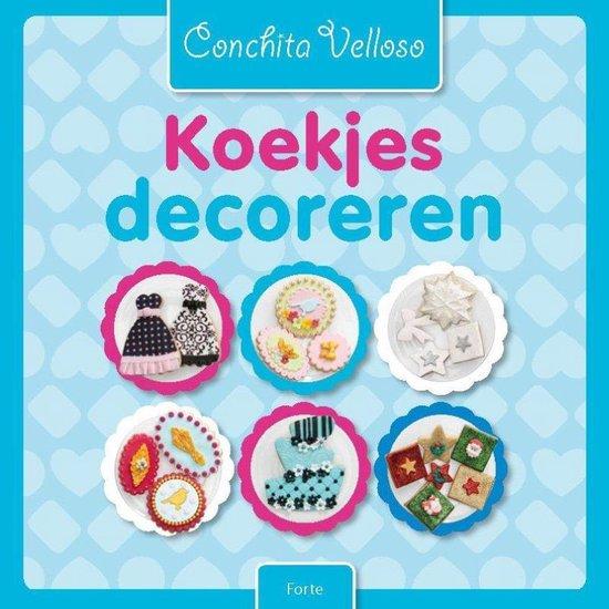 Koekjes decoreren - Conchita Velloso  