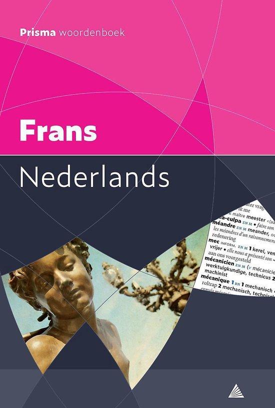 Afbeelding van Prisma woordenboek Frans-Nederlands