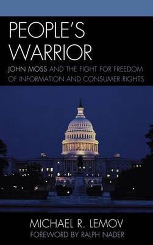 Boek cover Peoples Warrior van Michael R. Lemov (Onbekend)