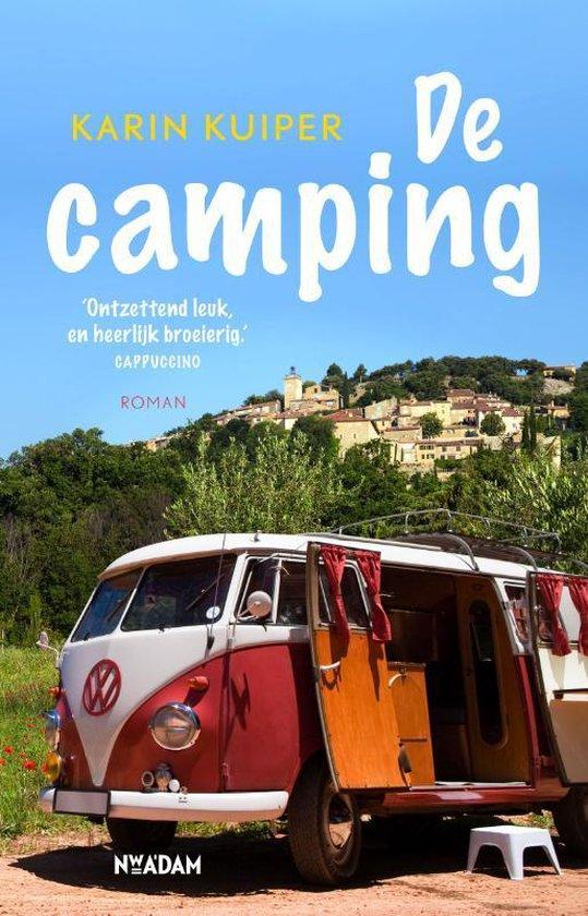 De camping - Karin Kuiper  