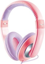 Trust Sonin - Kinder koptelefoon - On-ear - Roze