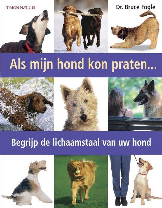 Als Mijn Hond Kon Praten - Bruce Fogle pdf epub