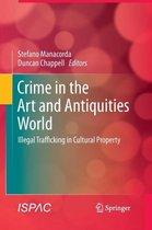 Boek cover Crime in the Art and Antiquities World van