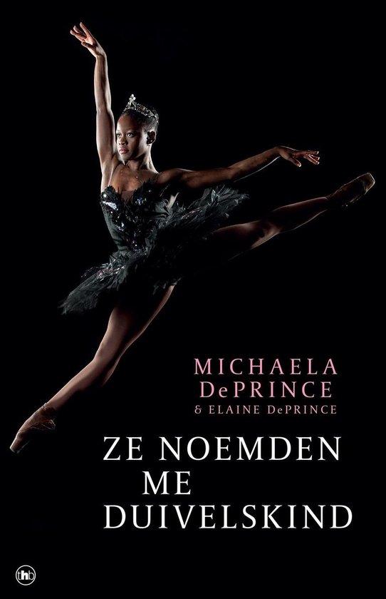Boek cover Ze noemden me duivelskind van Michaela Deprince (Paperback)