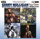 Four Classic Albums (Gerry Mulligan Meets Johnny H