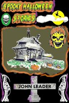 Omslag Spooky Halloween Stories