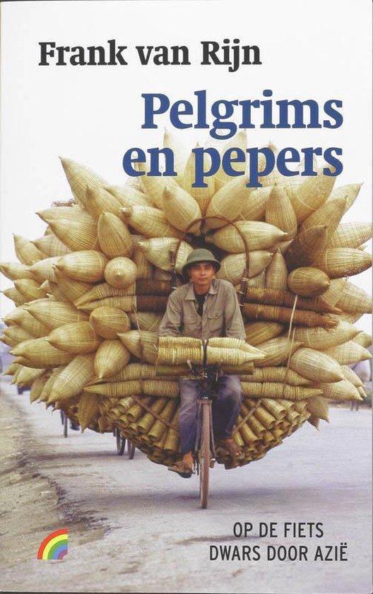 Rainbow pocketboeken 904 - Pelgrims en pepers - Frank van Rijn |