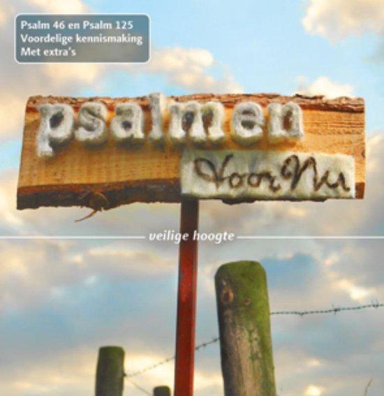 Psalm voor Nu 2 track cdsingle icl. muziekzetting en voordeelbonnen. - nvt |