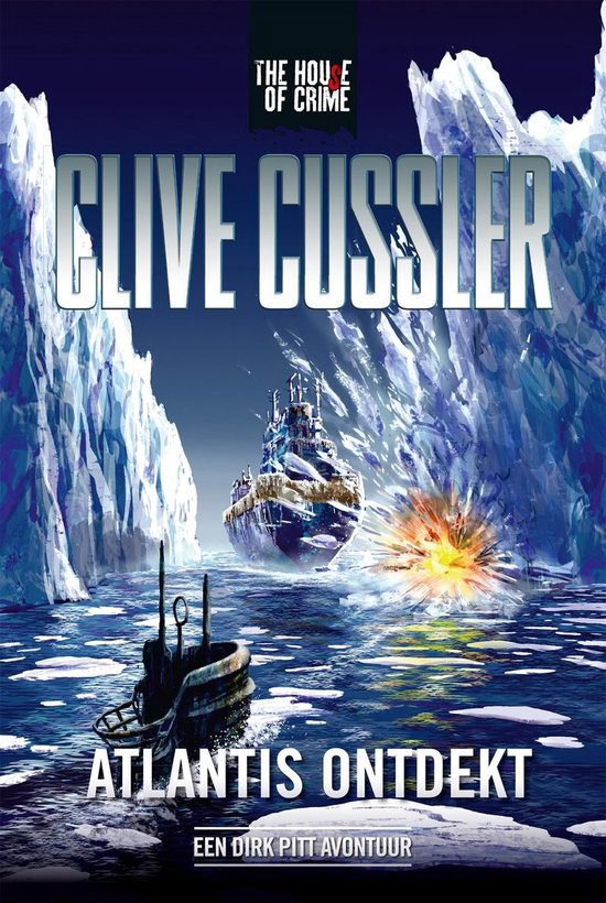 Atlantis ontdekt - Clive Cussler |