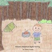 William's Adventure Agate Hunting