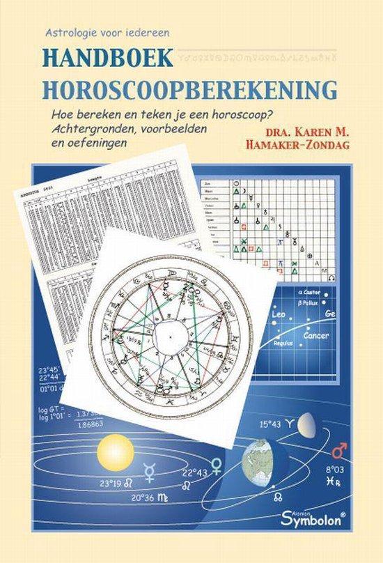 Handboek horoscoopberekening - K.M. Hamaker-Zondag |