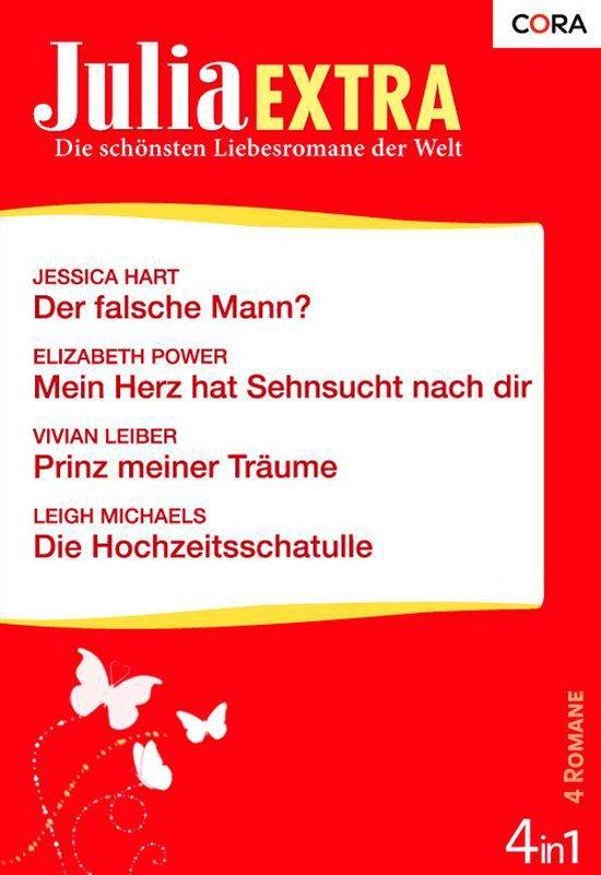 Boek cover Julia Extra Band 0213 van Elizabeth Power (Onbekend)