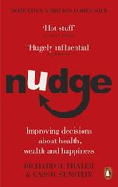 Boek cover Nudge van Richard H. Thaler (Onbekend)