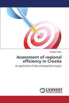 Assessment of Regional Efficiency in Croatia