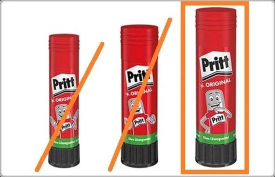 Pritt lijmstift 43 gram - 1 stuk - Pritt