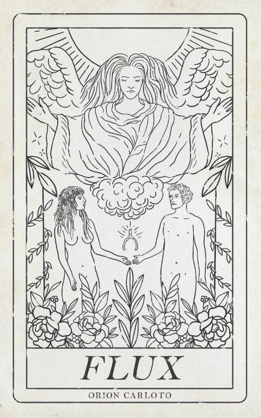 Boek cover Flux van Orion Carloto