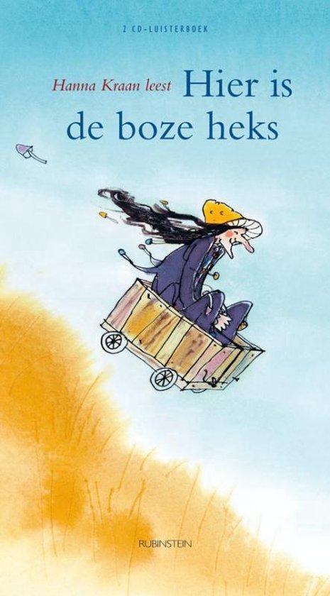 Hier is de boze heks -H. Kraan - Luisterboek - Hanna Kraan pdf epub