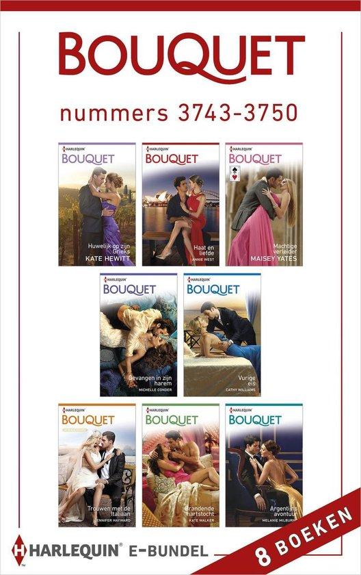Bouquet Bundel 3735-3750 - Bouquet e-bundel (8-in-1) - Cathy Williams |