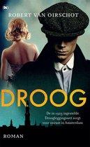 Boek cover Droog van Robert van Oirschot (Onbekend)