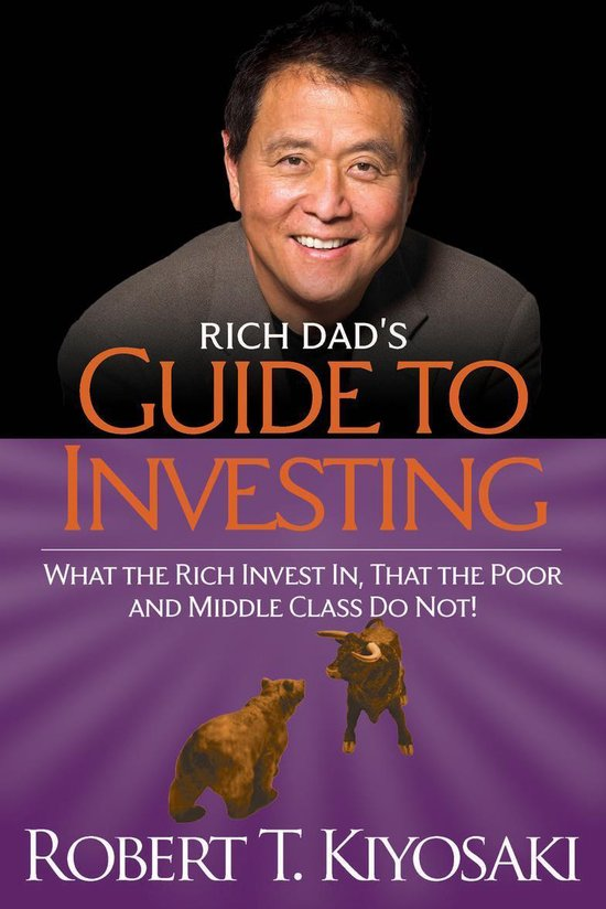 Afbeelding van Rich Dads Guide to Investing