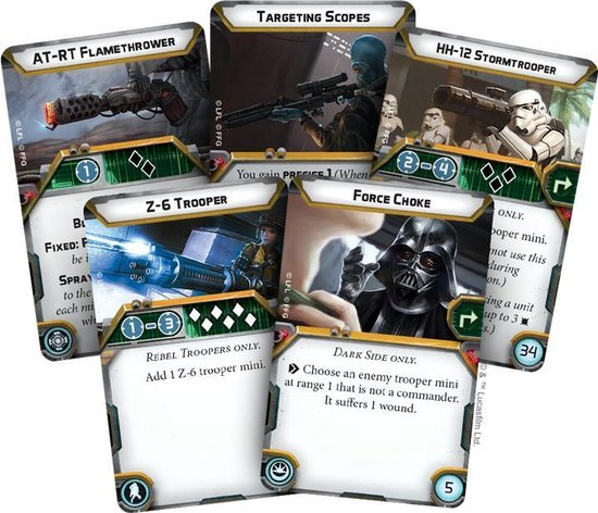 Thumbnail van een extra afbeelding van het spel Star Wars Legion - Miniatuurspel