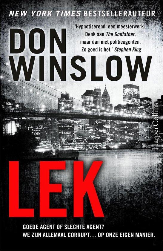 Lek - Don Winslow pdf epub