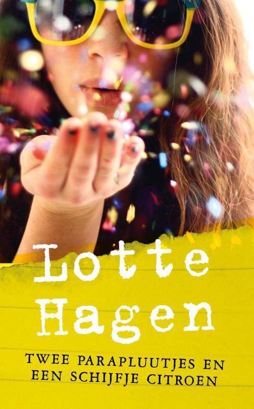 Twee parapluutjes en een schijfje citroen - Lotte Hagen |