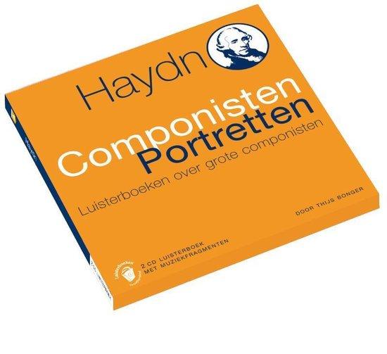 Cover van het boek 'Haydn' van W.M. Bongers