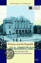 Boek cover Weimar und die Republik van Bernd Buchner
