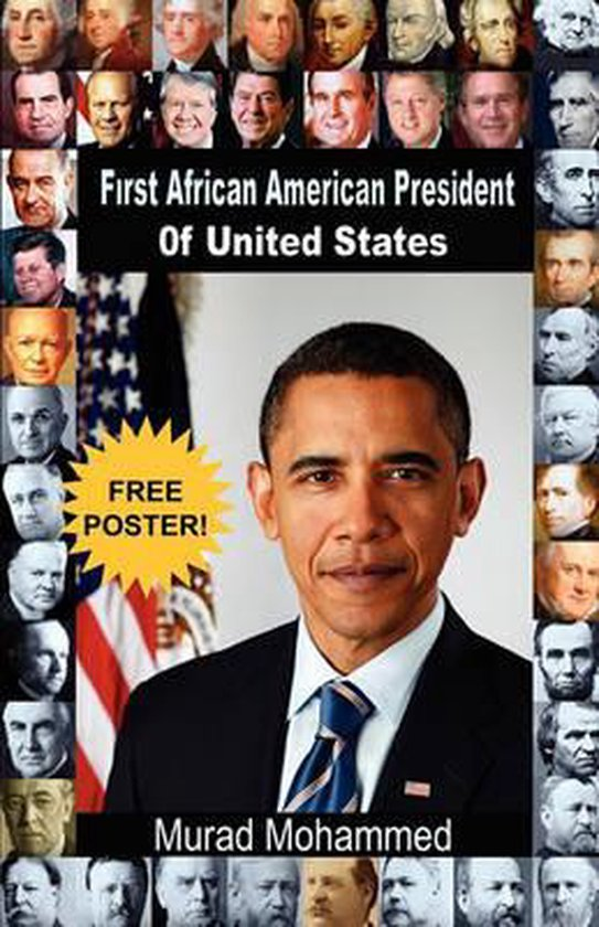 First African American President of United States